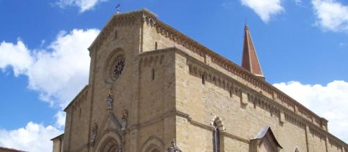 Il Duomo di Arezzo farà da sfondo all'arrivo della tappa 8 del Giro d'Italia 2016