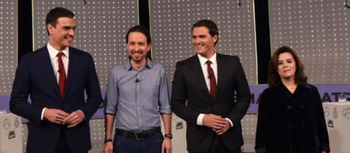 Imagen del debate en la anterior campaña electoral