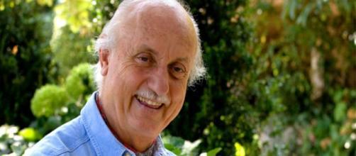 L'architetto Paolo Pejrone, anima del progetto