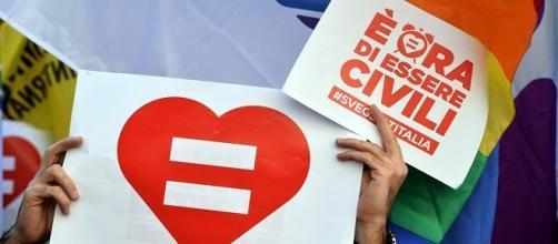 L'Italia è sveglia: Regolamentate le Unioni civili