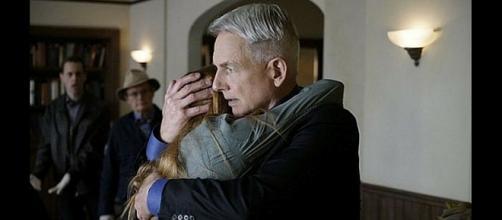 Mark Harmon and Juliette Angelo: CBS Photo