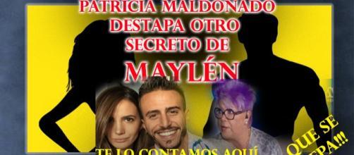 Otro secreto revelado de Maylen