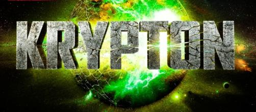 Source: 'Krypton' series logo as posted on YouTube video.