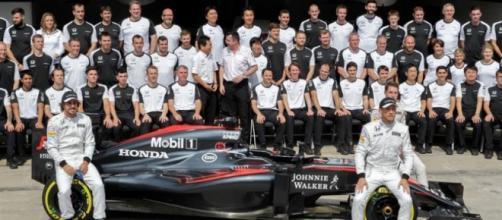 Tanto el equipo como sus pilotos confían en las novedades que los coches presentan en Montmeló