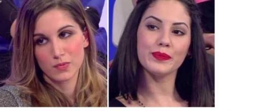 Uomini e donne: tutti i dubbi sulla sincerità di Laura e Giulia.