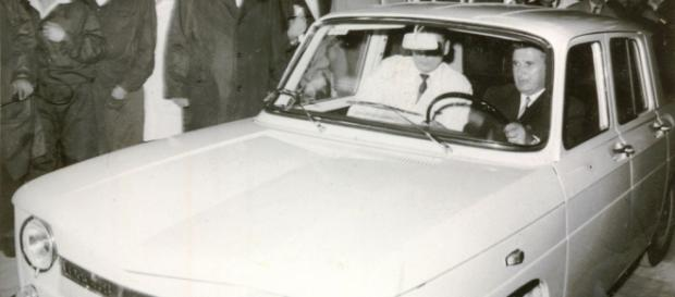 Dacia 1100, primul automobil produs în România