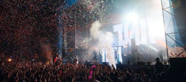 Imágenes del escenario Marenostrum Music Festival