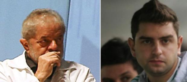 Luís Cláudio da Silva, filho do ex-presidente Lula, teria prestado serviços ao Esporte Clube Corinthians Paulista.