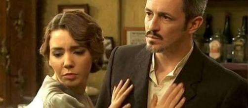 Anticipazioni Il Segreto Emilia e Alfonso si lasceranno per sempre?