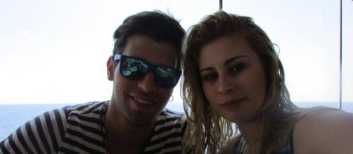 Tiago e Bernardina conheceram-se na Casa dos Segredos 4