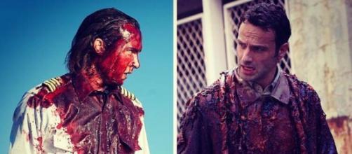 Fear The Walking Dead vs The Walking Dead.