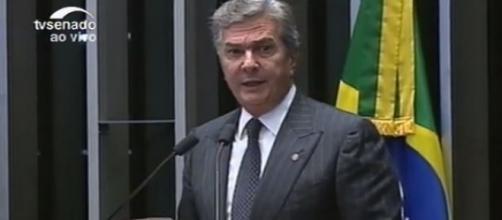 Fernando Collor promoveu momento marcante na votação do impeachment