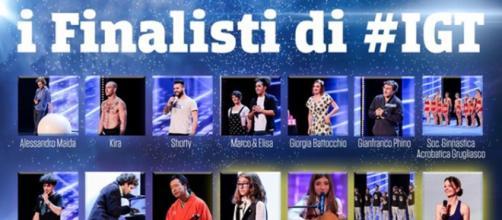 Finalisti di Italia's Got Talent 2016