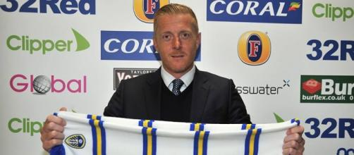Garry Monk confirmed as latest Leeds United Head Coach (image facebook)