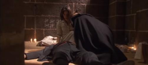 Il Segreto anticipazioni: Ines uccide Melchor.