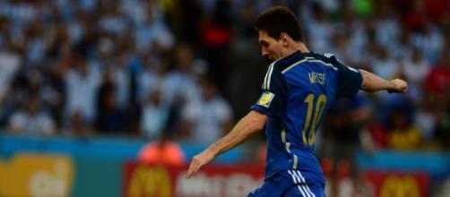 Messi lamenta não estar no Rio 2016