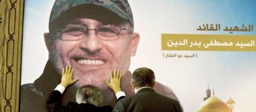 Mustafa Braddedine, jefe militar de Hezbolá