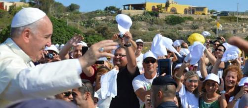 Papa Francesco e gli appelli per amnistia e indulto