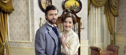 Una Vita, trame italiane soap opera