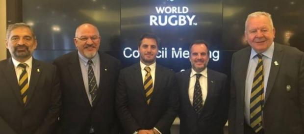 Agustín Pichot, fue designado oficialmente como vicepresidente de World Rugby