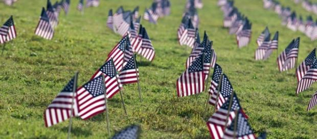 American patriotism.Creative commons, no attrition/Pixabay.com