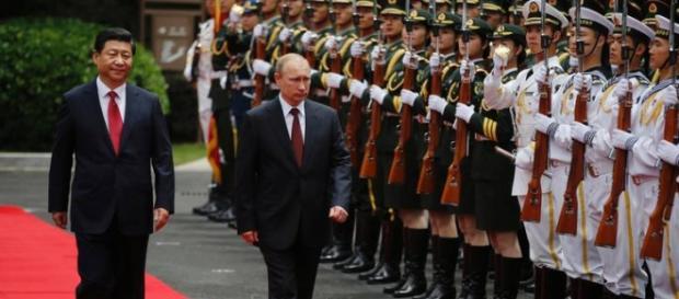 Cina e Russia alleate contro gli USA