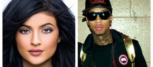 Kylie Jenner and Tyga (Wikipedia)
