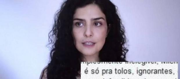 Letícia Sabatella - Imagem/Google