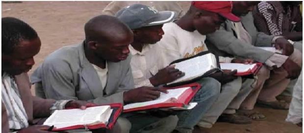 Los habitantes del Congo buscando la verdad