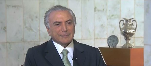 Michel temer es el presidente interino de Brasil CNN