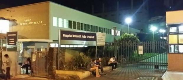 Vagas para pediatras para o Hospital Infantil João Paulo II, em BH