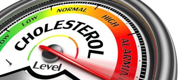 Si el nivel del colesterol es alto, puede provocar problemas cardíacos