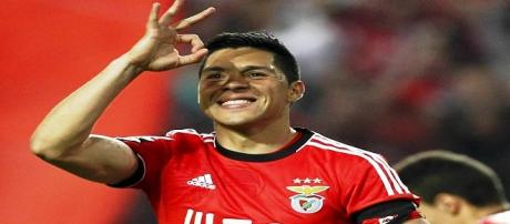Enzo Pérez pode regressar ao Benfica