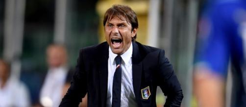 Il commissario tecnico della nazionale Antonio Conte