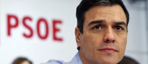 Pedro Sánchez líder de los socialistas