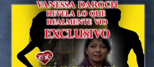 Vanessa Daroch entrevista a mega