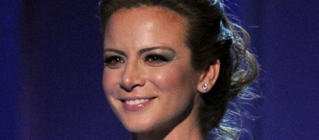 A atriz mexicana Silvia Navarro