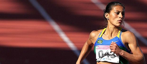 Ana Claudia ainda pode ir as Olimpíadas