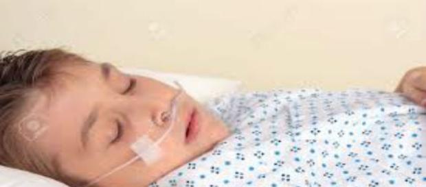 Bimbo di sette anni muore e chiede un desiderio particolare ai suoi genitori