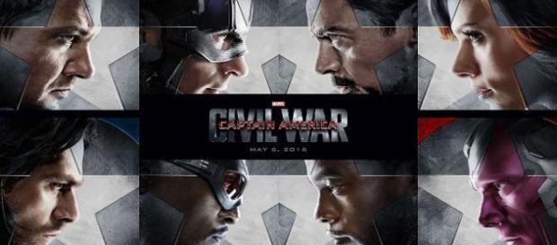 'Capitán América: Civil War' sobrepasa a 'Deadpool' en su carrera taquillera y va por más