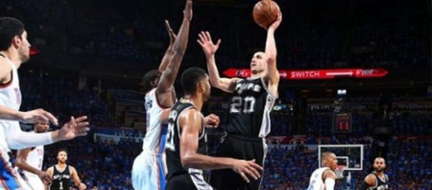 Derrota y eliminación para los Spurs en la semifinal de la Conferencia Oeste