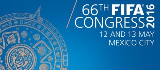 El Distrito Federal en México albergó el 66º Congreso de la FIFA
