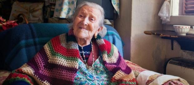 Emma Morano, la donna più longeva d'Europa