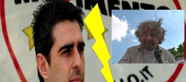 Il sindaco di Parma Pizzarotti sospeso dal Movimento Cinque Stelle