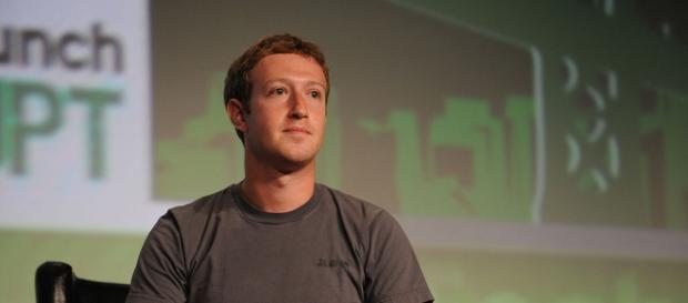 Mark Zuckerberg. TechCrunch/Wikimedia Commons.