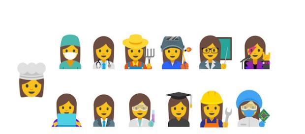 Novos emojis querem ajudar a empoderar as meninas
