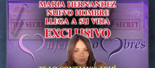 Nuevo hombre en la vida de María H.
