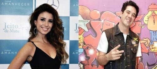 Paula Fernandes e Rogério Flausino (Jota Quest)
