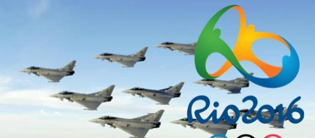 Aeronaves consideradas hostis poderão ser abatidas durante a Rio 2016