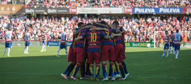 El Barça alcanzó la conquista número 24 en la Liga española